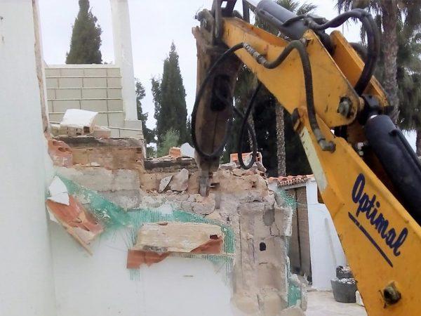 Rehabilitando casa_Construcciones y Reformas Sola